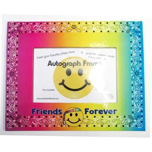 Hippie Emoji Autograph Frame
