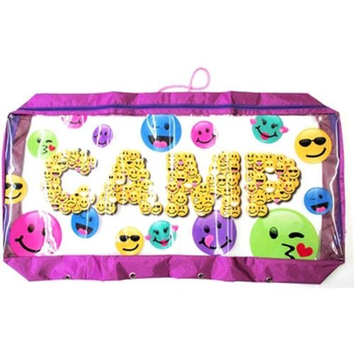 Camp Emoji Underbed Storage