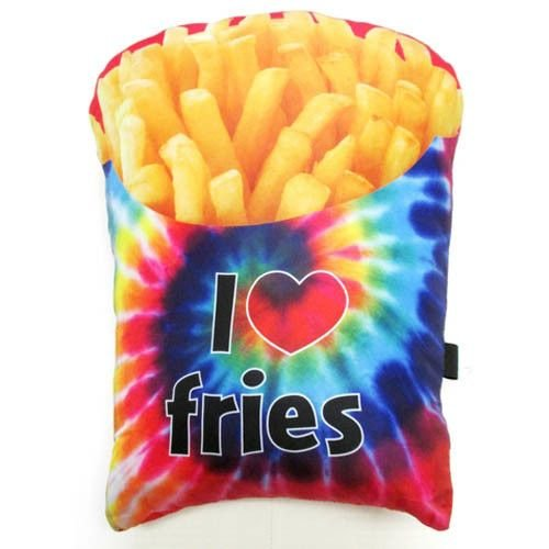 Fries Autograph Pillow