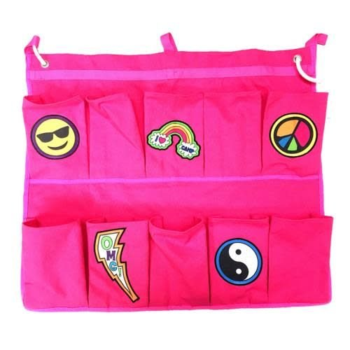 Patches Shoe Bag