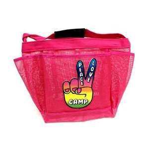 Peace Fingers Shower Caddy
