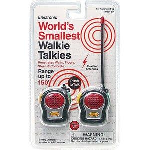 Mini Walkie Talkies