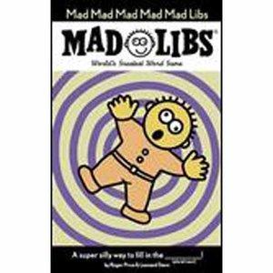Mad Mad Mad Mad Mad Libs