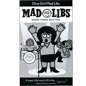 Diva Girl Mad Libs
