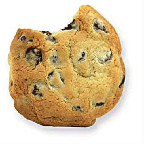 Chocolate Chip Cookie Card