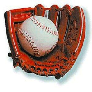 Ball and Glove Card