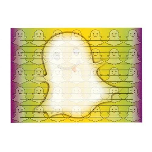 Snapchat Notecards