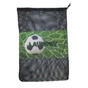 Soccer Goal Mesh Laundry Bag