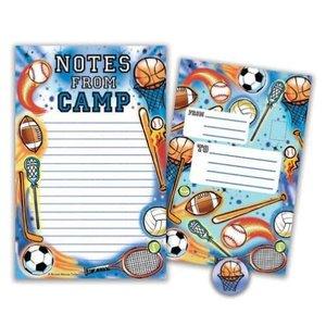 Sports Camp Fold & Seal