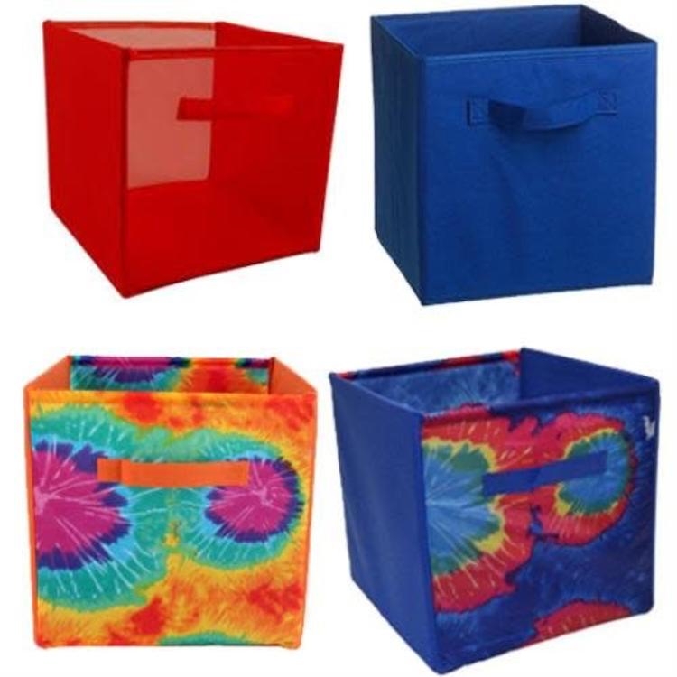 Pop Up Storage Cube Bee Designs