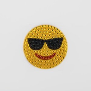 Sunglasses Smiley StickerBean