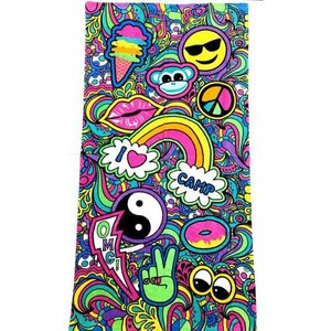 Paisley Camp Towel