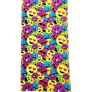 Emoji Rainbow Towel