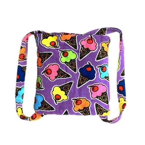 Cones Towel Backpack