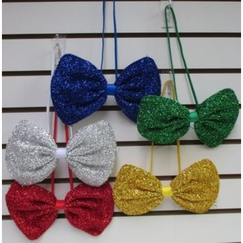 Enormous Sparkly Hanging Bowtie