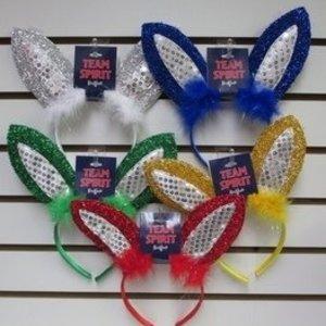 Color War Bunny Headband
