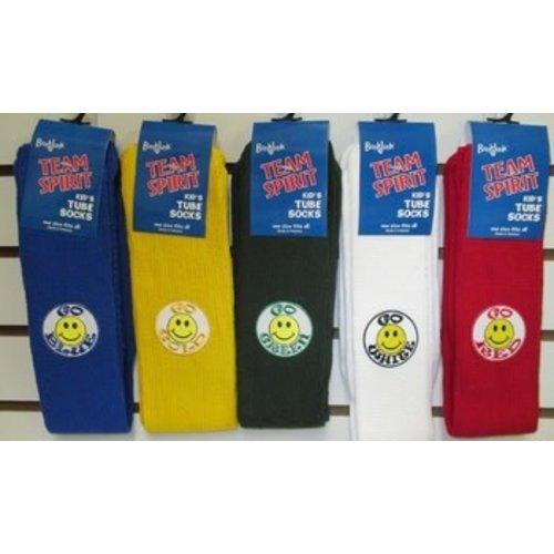 Smiley Color War Socks
