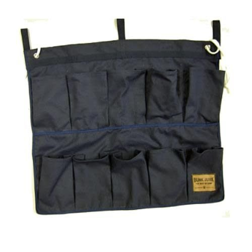 Navy Shoe Bag