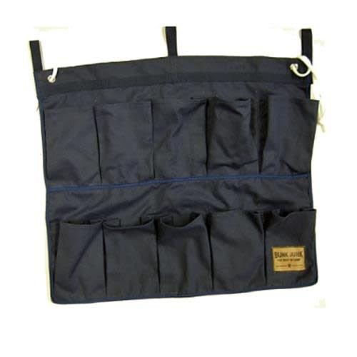Navy Shoe Bag