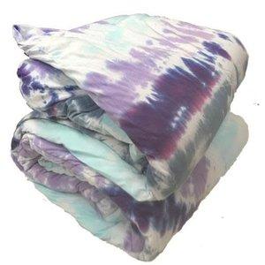 Peacock Camp Comforter
