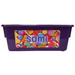 Candy Storage Tub