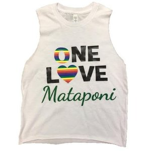 One Love Sleeveless Shirt