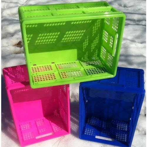 Collapsible Click Box Crate