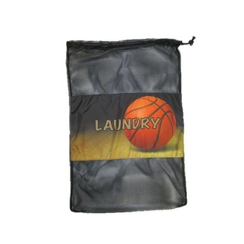 Shooting Hoops Laundry Bag