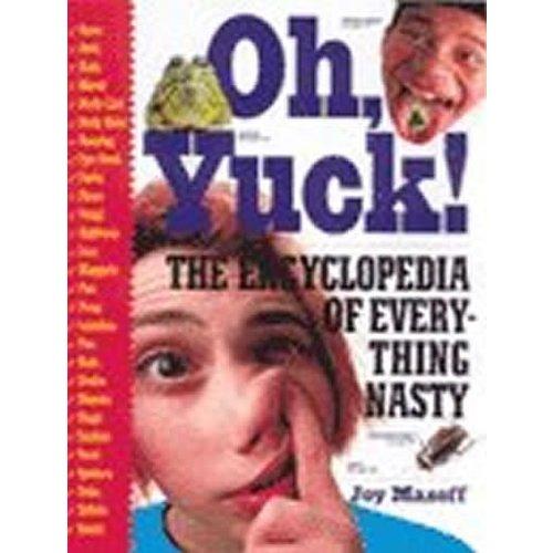 OH Yuck Book Book