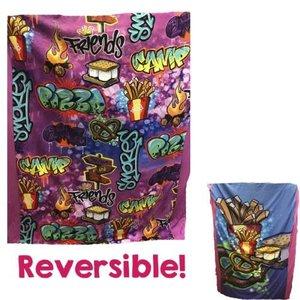 S'mores Reversible Comforter