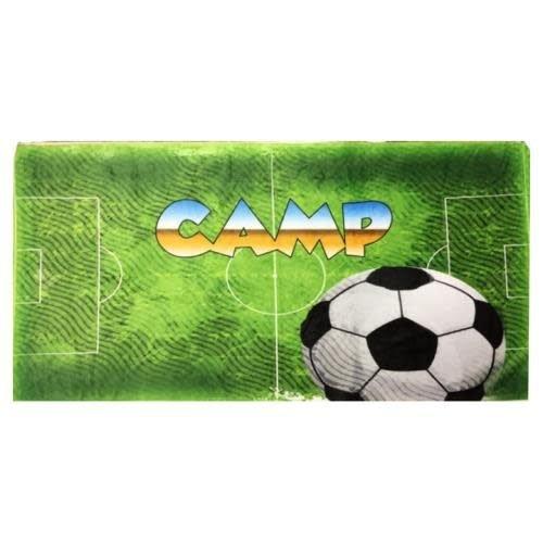 Soccer Field Towel