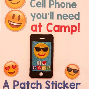 Cell Patch Card