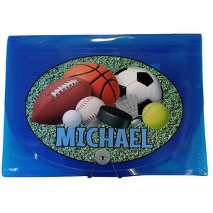 All Sports 7-Pocket File