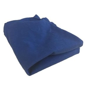 Royal Blue Jersey Sheet Set