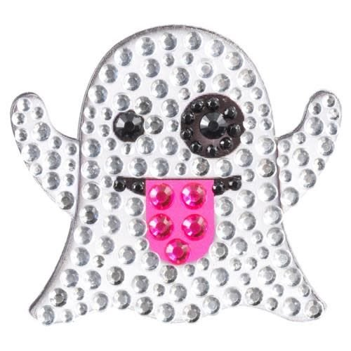 Boo Ghost StickerBean