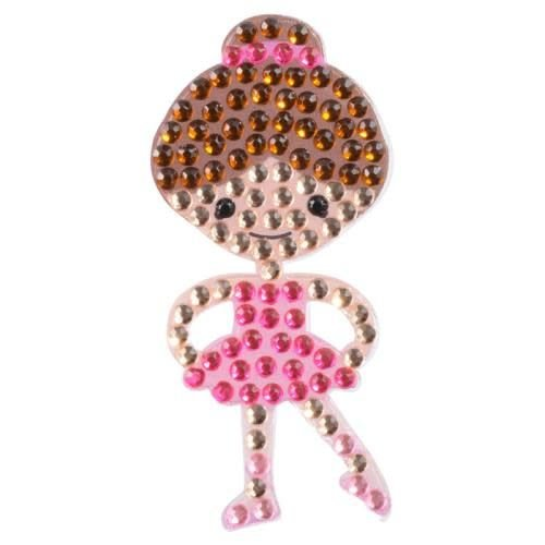 Dancing Girl StickerBean