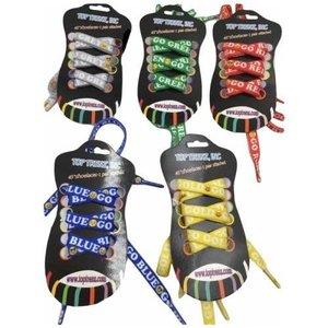 Color War Shoe Laces
