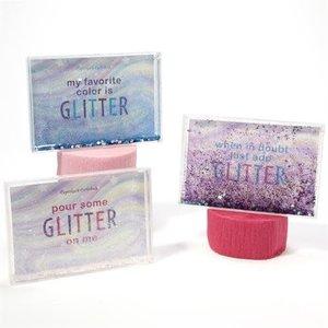 Glitter Liquid Frame