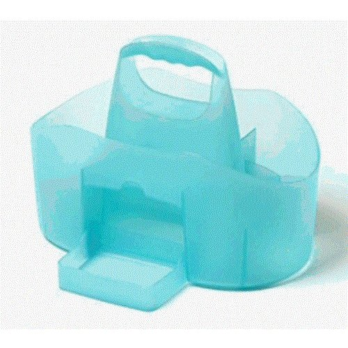 Plastic Colored Shower Caddy