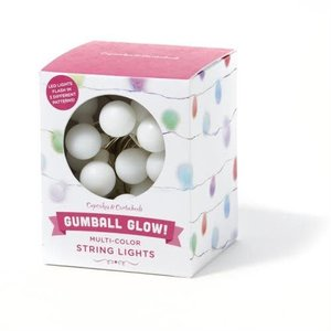 Color Changing Gumball Lights