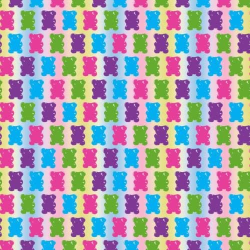 Gummy Bear Jersey Sheets