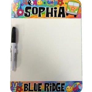 Groovy Dry Erase Board
