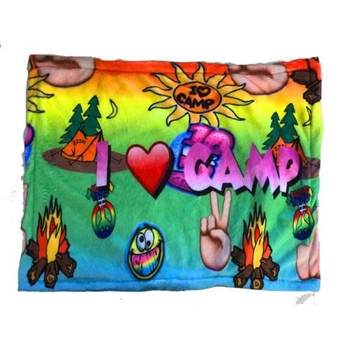I Heart Camp Sham