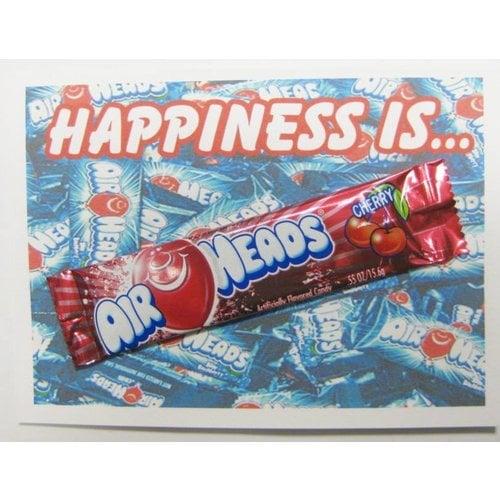 Air Head Candy Card