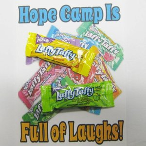 Laffy Taffy Candy Card