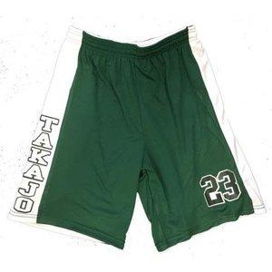 3-D Camp Shorts