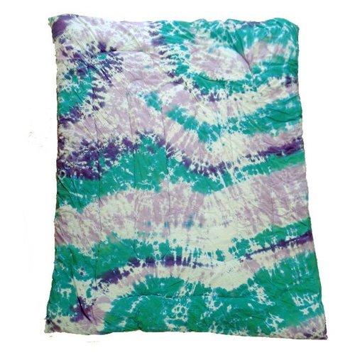 Jade Tie Dye Camp Comforter