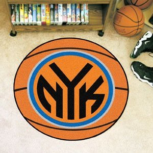 Knicks Basketball Mat