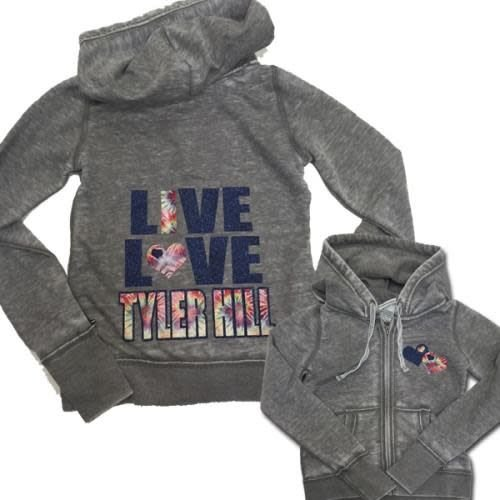 Live, Love Comfy Sweatshirt