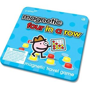 Magnetic 4 in a Row